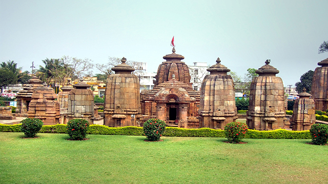 Mukteshwar-Temple