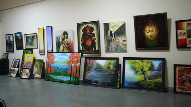 Orissa-Modern-Art-Gallery