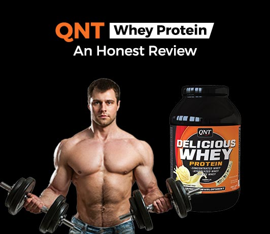 QNT Whey Protein: Review, Price and Nutrition
