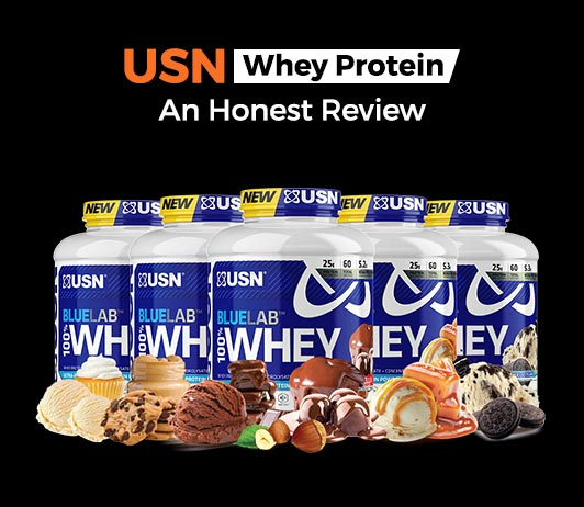USN Whey Protein: Review, Price and Nutrition