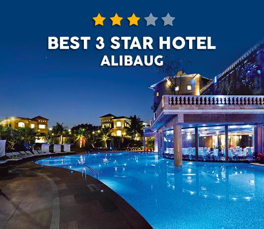 Best 3 Star Hotels In Alibaug