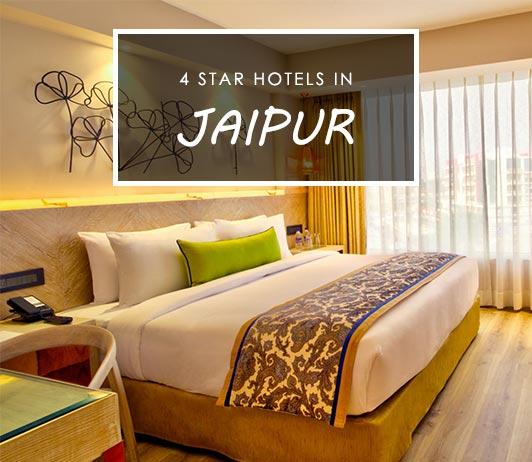 15 Best 4 Star Hotels In Jaipur