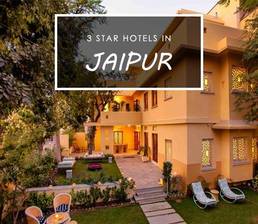15 Best 3 Star Hotels In Jaipur