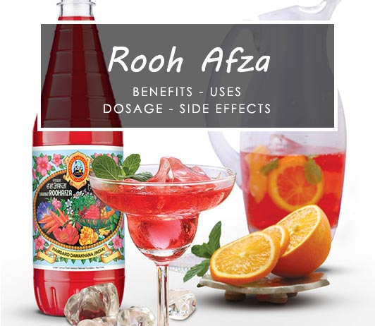 Rooh Afza: Benefits and Side Effects