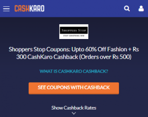 shoppers stop - store - search