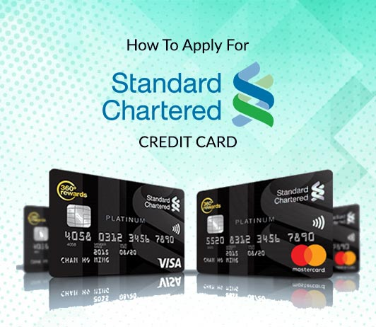 Apply For Standard Chartered Credit Card: Get Standard Chartered Credit Card Amazon Voucher