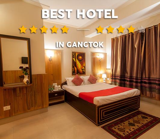 Best Hotels In Gangtok