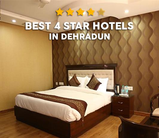 Best 4 Star Hotels In Dehradun
