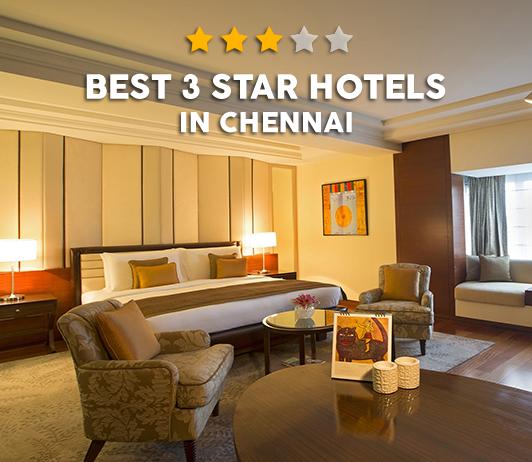 Best 3 Star Hotels In Chennai