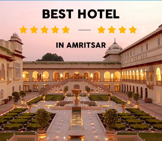Best Hotels In Amritsar