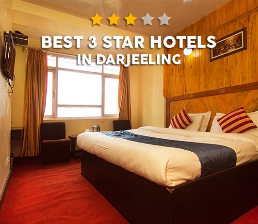 8 Best 3 Star Hotels In Darjeeling