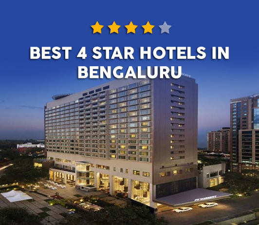 Best 4 Star Hotels In Bangalore