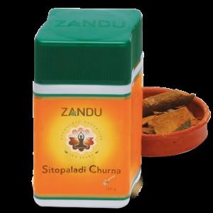 Zandu Sitopaladi Churna 25 g