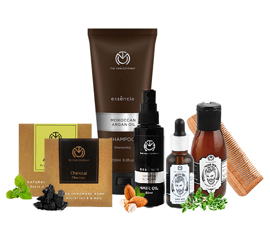 Grooming Gift Set for His Suave Presence