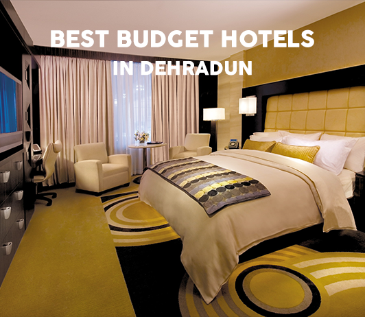 Best budget Hotels In Dehradun