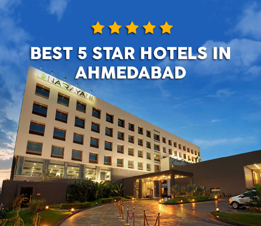 Best 5 Star hotels In ahmedabad
