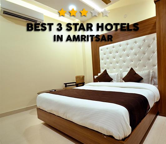 Best 3 Star Hotels In Amritsar