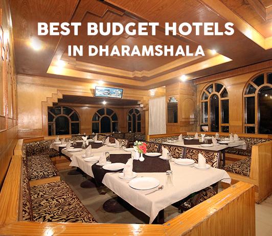 Best Budget Hotels In Dharamshala