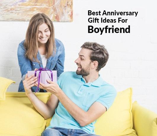 11 Best Anniversary Gift Ideas For Boyfriend
