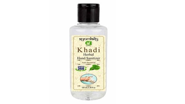Ayurdaily – Khadi Hand Sanitizer