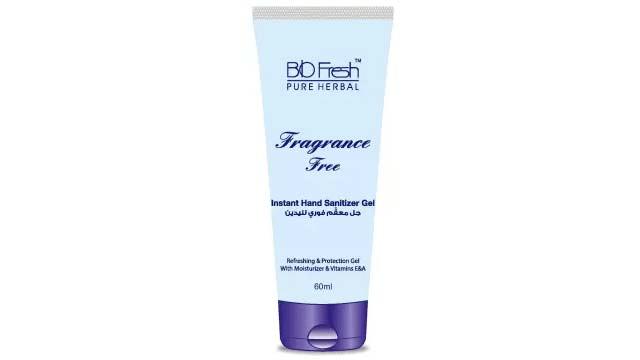 Biofresh Fragrance-Free Hand Sanitizer