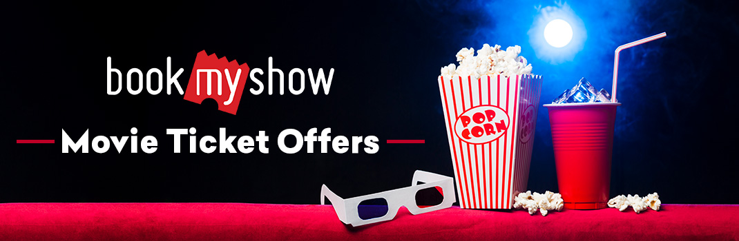 Saaho BookMyShow Offers