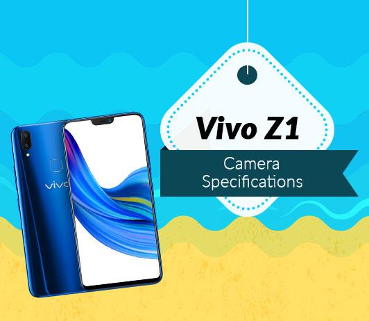Vivo Z1 Camera Specifications