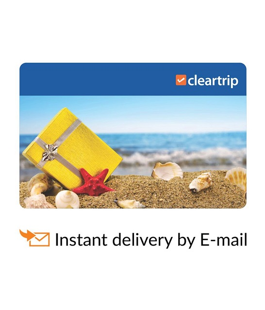 Cleartrip Voucher