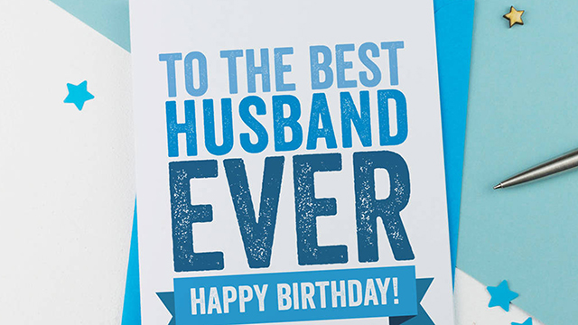 birthday gifts for husband after marriage