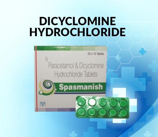 Dicyclomine-Hydrochloride
