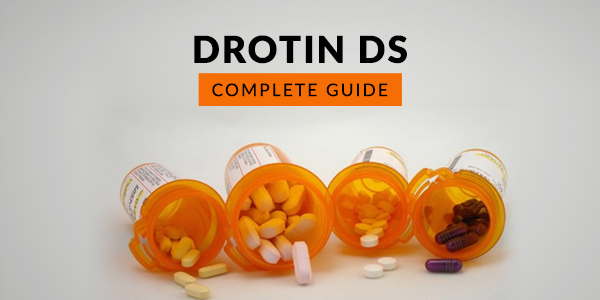 Drotin Ds Tablet: Uses, Dosage, Side Effects, Price, Composition & 20 FAQs