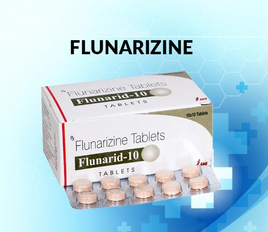 Flunarizine: Uses, Dosage, Side Effects, Precautions & More