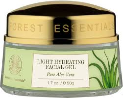 Forest Essentials Light Hydrating Facial Gel Pure Aloe Vera
