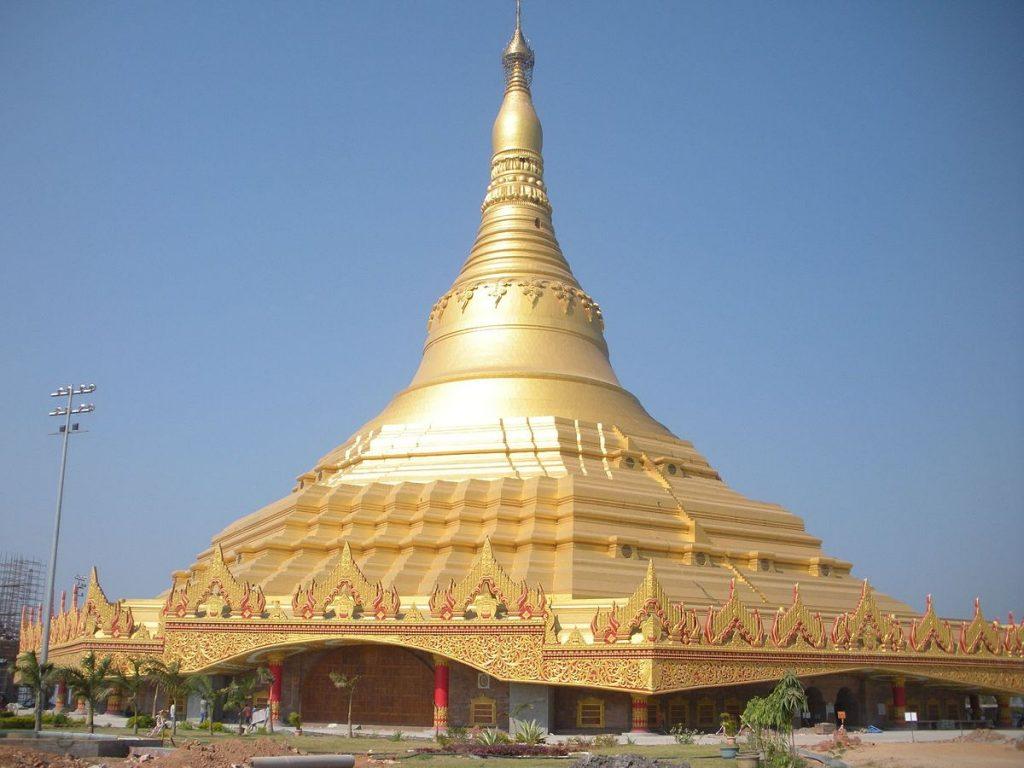 ग्लोबल पगोडा, Global Vipassana Pagoda one of the tourist places in mumbai