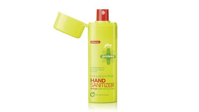 Godrej Hand Sanitizer