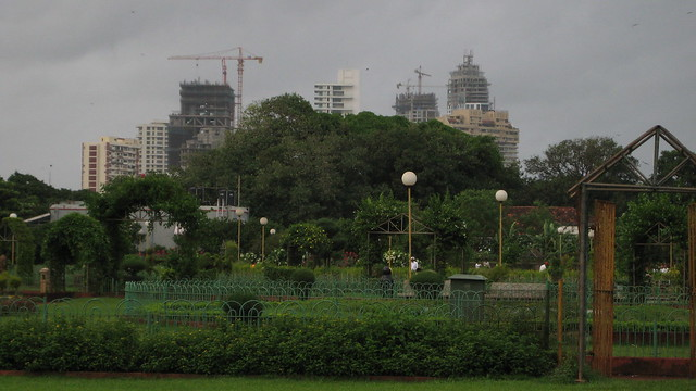 गार्डन हैंगिंग, Hanging Gardens one of the tourist places in mumbai