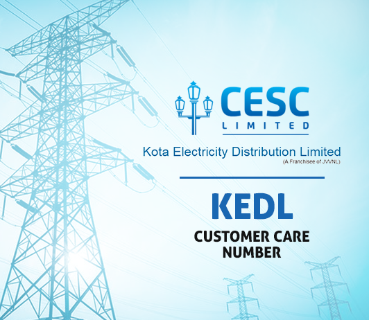 KEDL Customer Care Number, Complaint & Toll Free Helpline No. – Kota Electricity Distribution Limited