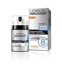 L'Oreal Paris Men Expert While Active Whitening Moisturizing Fluid