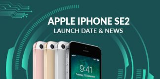 Apple iPhone SE2, 2018 Launch