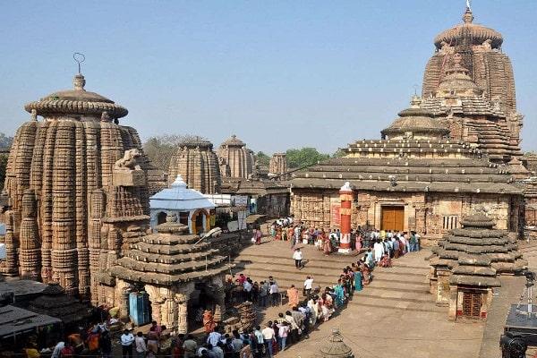 लिंगराज मंदिर भुवनेश्वर में जाने के लिए सबसे अच्छी जगहें