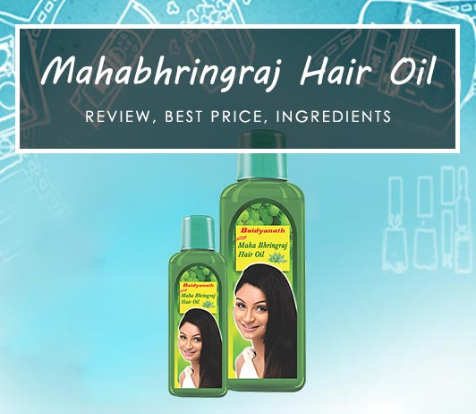 Benefits of Mahabhringraj Oil