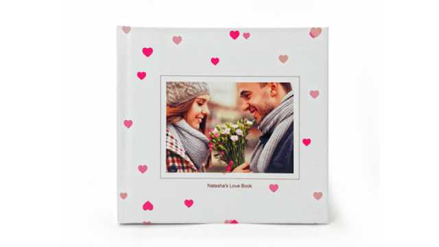 Couple Book for a Cute Romantic Surprise