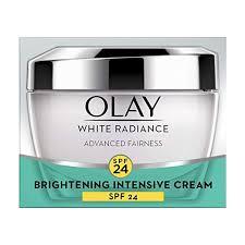 Olay White Radiance Brightening Intensive Day Cream SPF 24 UVA Moisturiser