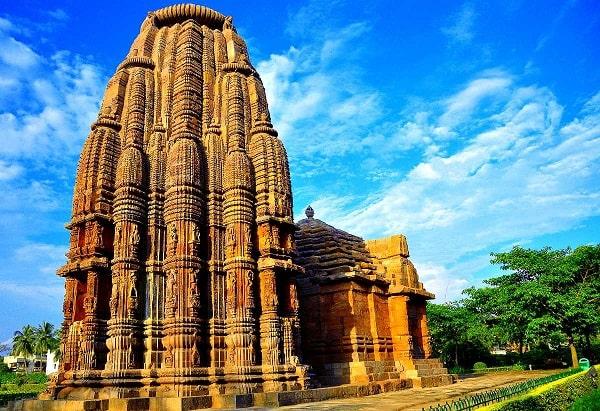 राजरानी मंदिर भुवनेश्वर में जाने के लिए सबसे अच्छी जगहें