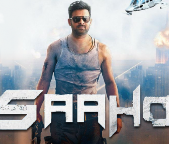 Saaho Movie Ticket booking