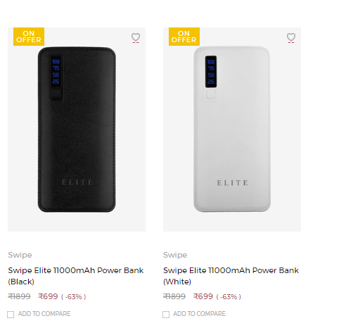Swipe Elite Powerbank