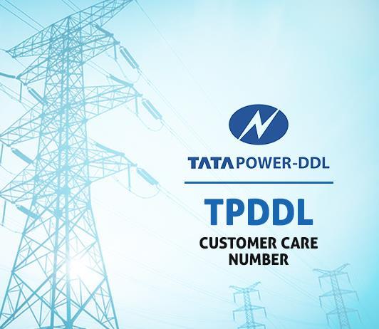 TPDDL Customer Care Number, Complaint & Helpline