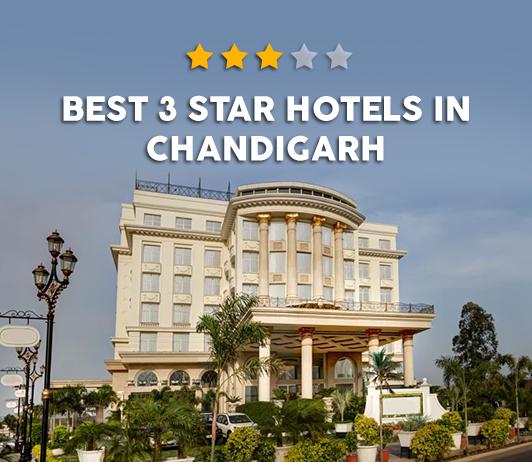 Best 3 Star hotels In Chandigarh