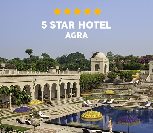 Best 5 Star Hotels In Agra