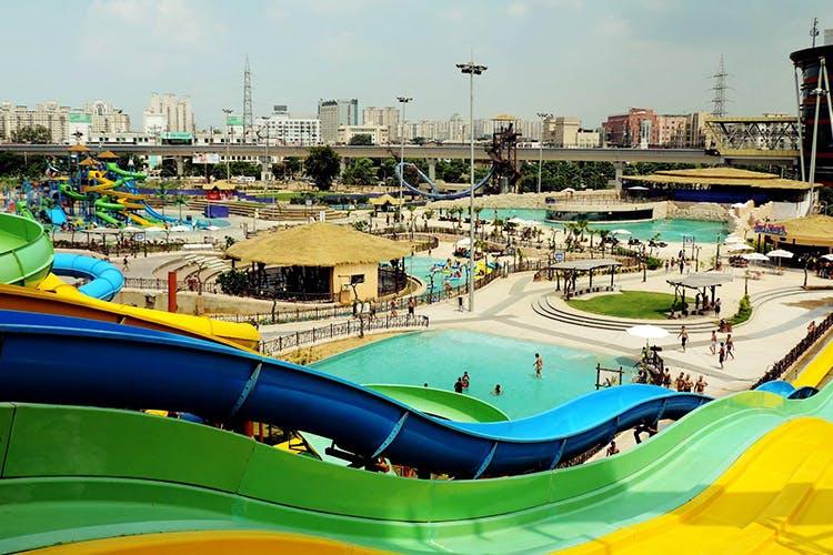 अप्पूघर (ऑयस्टर बीच पार्क) गुड़गांव और दिल्ली/एन.सी.आर में जाने के लिए आश्चर्यजनक जगह